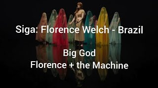 Florence + The Machine - Big God - preview