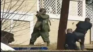 getlinkyoutube.com-Ninja vs Policías