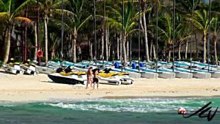 getlinkyoutube.com-Mayan Riviera - beautiful Barceló Maya Tropical - tour