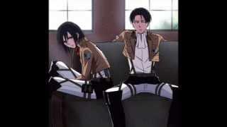 getlinkyoutube.com-Levi & Mikasa - Kiss with a fist
