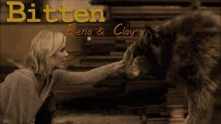 getlinkyoutube.com-Bitten   Elena & Clay (+2x10) Don't deserve you