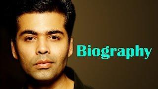 getlinkyoutube.com-Karan Johar  - Biography