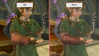 getlinkyoutube.com-The Legend of Zelda: Twilight Princess HD Graphics Comparison Wii U vs Wii vs GCN