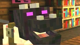 getlinkyoutube.com-Minecraft: STORY MODE: The Order of the Stone - Part 1
