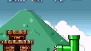 getlinkyoutube.com-[SNES] Super Mario Bros by Stobczyk 4/5 (Longplay)