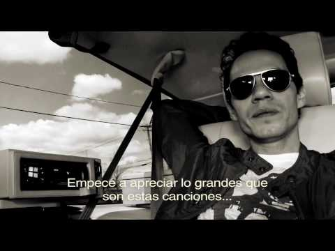 Marc Anthony  Webisode 1 y Como Es El?