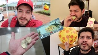 getlinkyoutube.com-1 DIA COMIENDO con SOLO $100 en COSTA RICA