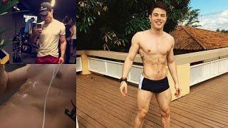 Túlio Rocha afirma que está gordo e Gustavo quase nu no Instagram? | Brothers Rocha