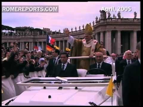 A look at Benedict XVI first week as Pope