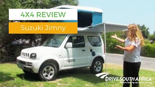 getlinkyoutube.com-Suzuki Jimny review - 4x4 hire in South Africa, Botswana and Namibia