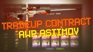 getlinkyoutube.com-CSGO : StatTrak AWP Asiimov TradeUp Contract!