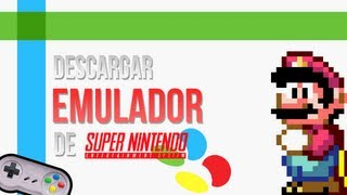 descargar roms snes para pc