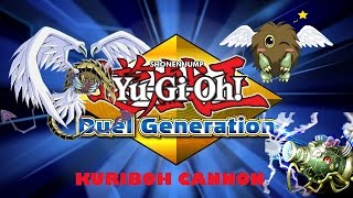getlinkyoutube.com-Kuriboh Cannon Deck Yu-Gi-Oh! Duel Generation