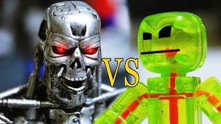 getlinkyoutube.com-Stikbot Stop motion | ROBO Deathmatch (Part 2)