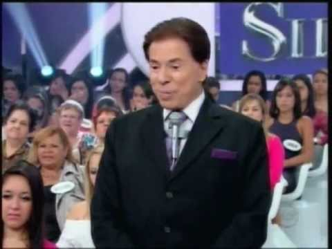 'Não Erre A Letra' com a turma do 'Domingo Legal' | Programa Silvio Santos (25.11.2012)