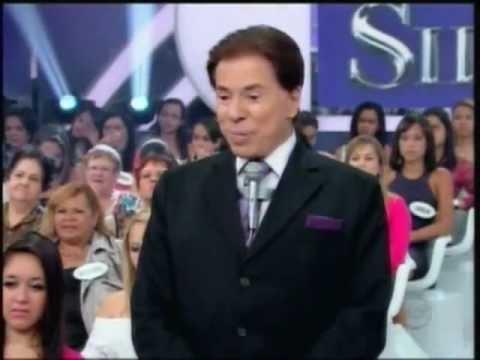 'Não Erre A Letra' com a turma do 'Domingo Legal' | Programa Silvio Santos (25.11.2012)