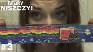 getlinkyoutube.com-ZNISZCZ TEN DZIENNIK #3 - Nyan Cat & kolorowy wiatr :3