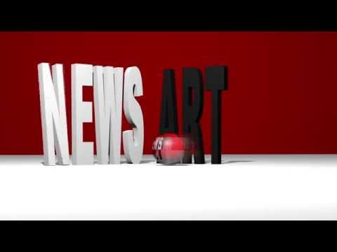 TEST NEWS ART WEB APP
