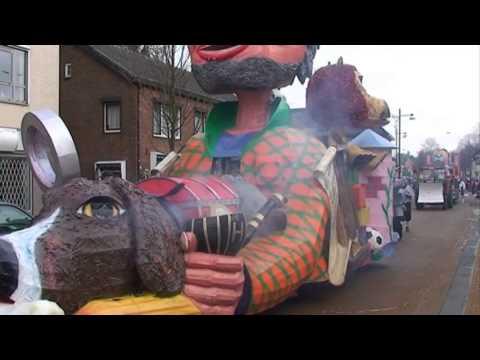 Carnavalsoptocht in Doetinchem