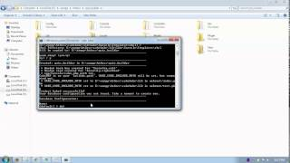 getlinkyoutube.com-cakebake database creation using cmd part 1