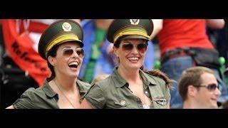 getlinkyoutube.com-مجندات الجيش الروسي خلال استعراض عسكري