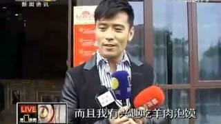 getlinkyoutube.com-情感网络大剧《诛三计》西安开机 香港演员唐文龙甘当剧中坏男人