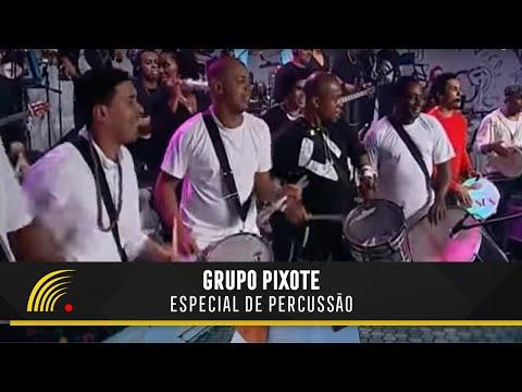 Pixote - Especial de Percussão (Show com as Mulatas) - Ao Vivo em São Paulo