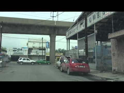 Persecución y Detención Camaro en Monterrey, México 22/04/2015