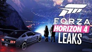 Forza Horizon 4 | LOCATION LEAKED?!