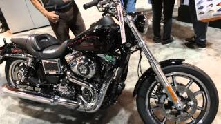 2015 Harley Low Rider vs FXR Low Rider