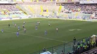 getlinkyoutube.com-Palermo Catania 0-4 - Il Silenzio del Barbera