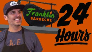 Working 24 Hours at the Best BBQ in the World | Bon Appetit width=