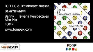 DJ T.I.C & D'elaborate Nossca - Baka'Nswazwi (Benny T Tswana Perspectives Afro Mix)