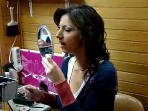Profesionalna šminka - salon lepote Alba M