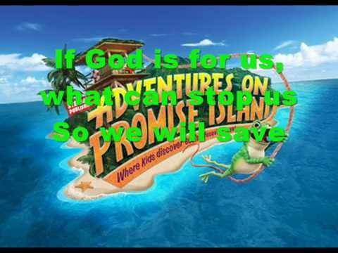 "VBS 2012 Songs: Adventures on Promise Island ""Always With Us"" Music #2"