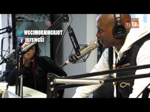 Tyrese talks about Hadiya Pendleton and Chicago violence
