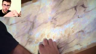 getlinkyoutube.com-How To Paint Marble