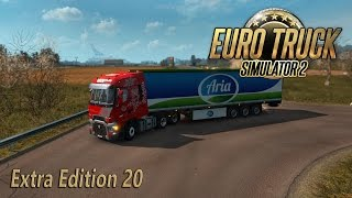 getlinkyoutube.com-[ETS2] Rainbow Six Transport Trucking Video 20 (Renault Range T 520)