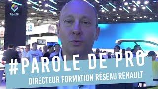 Arnaud SAUTIER Directeur Formation Réseau RENAULT