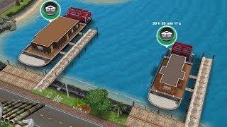 getlinkyoutube.com-Sims Gratuito || Nuevas Casas Barco (v. 5.2.1)