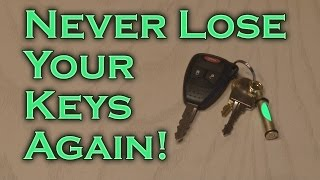 getlinkyoutube.com-Never Lose Your Keys Again!