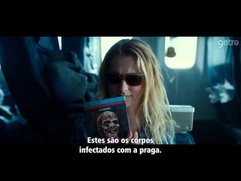 MEU NAMORADO  UM ZUMBI (Warm Bodies) - Trailer HD Legendado
