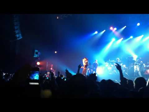 Orelsan - LIVE - Nice Nikaia - 2012 - Double Vie