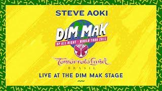 getlinkyoutube.com-Steve Aoki - Live at the Dim Mak Stage - Tomorrowland Brasil 2015 (Audio)