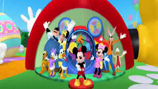 getlinkyoutube.com-Mickey Mouse Clubhouse HOT DOG song french (chanson en français)