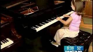 getlinkyoutube.com-The Next Mozart?  6-Year Old Piano Prodigy Wows All