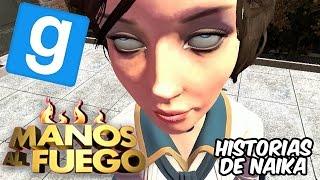 getlinkyoutube.com-Manos al Fuego - Historias de Naika GMOD en Español - GOTH