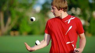 getlinkyoutube.com-Epic Freestyle Juggling | Matt Weaver