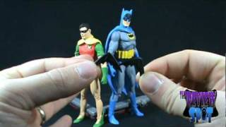 getlinkyoutube.com-Toy Spot - DC Direct: The Classic Silver age Batman and Robin the Boy Wonder Two pack