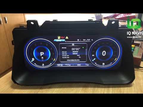 Расположение у Lexus GS460 привода спидометра